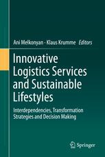 Cover, Innovative Logistics Services and Sustainable Lifestyles