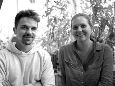Stefan Kukla und Amelie Mertin von Querfeld, Foto:Vasiliki Mitropoulou