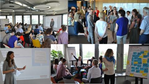 Nawiko Workshop zu nachhaltigen Ernährungssystemen