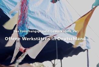 COWERK-Video über Offene Werkstätten