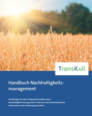 Handbuch Nachhaltigkeitsmanagement Transkoll