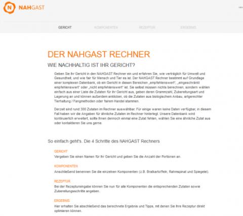 Nahgast-Rechner