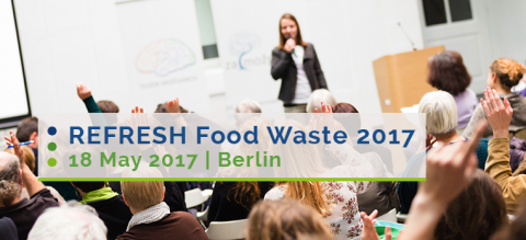 REFRESH Food Waste Conference logo
