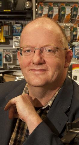 Porträt Stefan Schridde