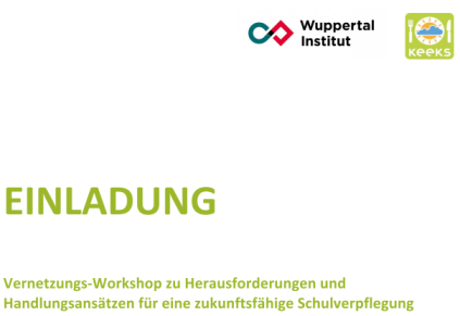 Vernetzungs-Workshop Refowas